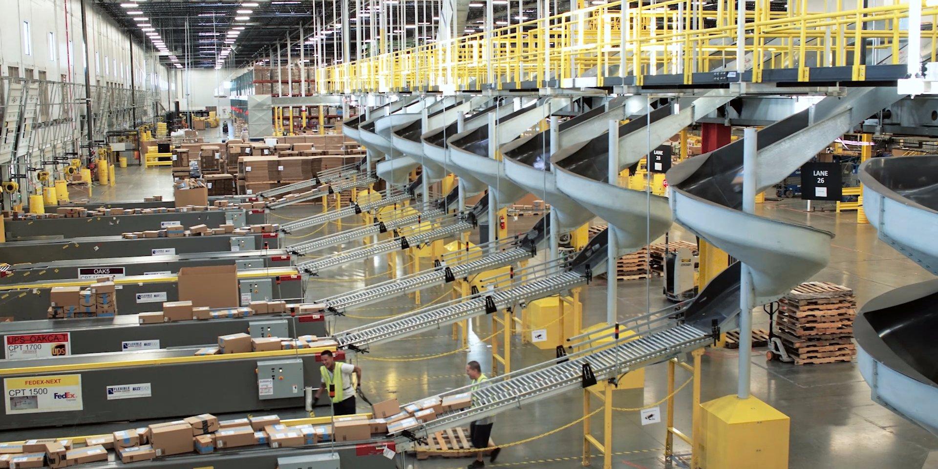 Amazon FBA Prep Services